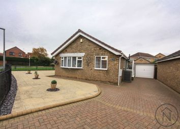 Thumbnail 2 bed detached bungalow for sale in Driffield Way, Billingham
