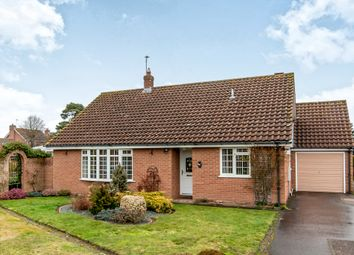 Thumbnail 3 bed detached bungalow for sale in Clements Close, Scole, Diss