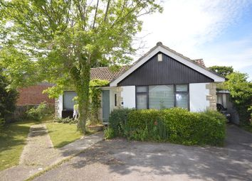 Thumbnail 2 bed bungalow for sale in Cowley Road, Pennington, Lymington