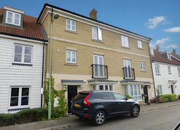 Thumbnail 5 bedroom town house to rent in Bridge Farm Close, Mildenhall, Bury St Edmunds