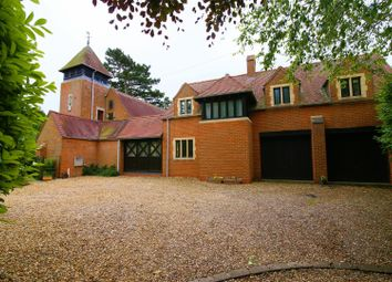 Thumbnail 5 bed detached house for sale in The Memorial Chapel, Bilton, Rugby