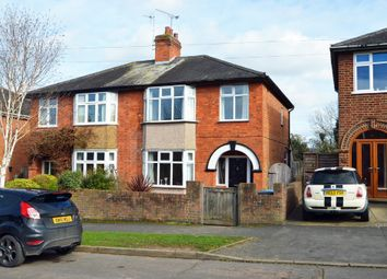 Thumbnail 3 bed semi-detached house for sale in Shenstone Ave, Hillmorton, Rugby
