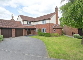 Thumbnail 5 bed detached house for sale in Swallow Drive, Pool In Wharfedale, Otley