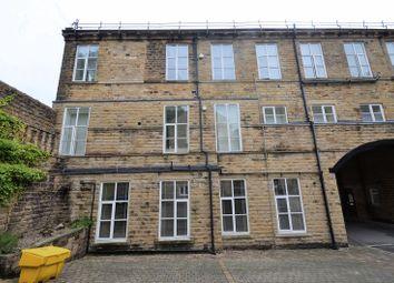 Thumbnail 2 bed flat for sale in 10 Weavers Lane, Cullingworth, Bradford
