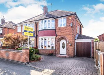 3 bed semi-detached house for sale in Stonehill Avenue, Birstall, Leicester, Leicestershire LE4