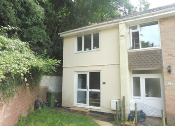 Thumbnail 2 bed end terrace house for sale in Ben Jonson Close, Torquay