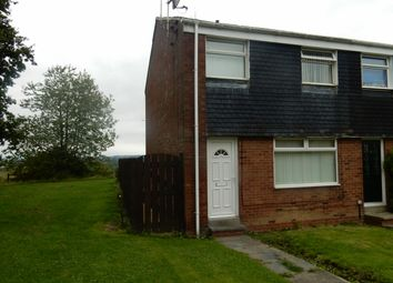 Thumbnail 3 bed terraced house to rent in Deerness Heights, Brandon, Durham
