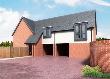 Thumbnail 1 bedroom property for sale in The Pastures, Woods Meadow, Oulton, Lowestoft