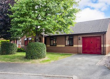 Thumbnail 3 bedroom detached bungalow for sale in The Heyes, Ravenshead, Nottingham