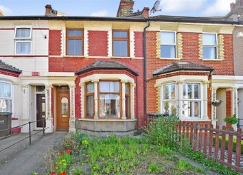 Thumbnail 3 bed terraced house for sale in Dover Road, Northfleet, Gravesend, Kent