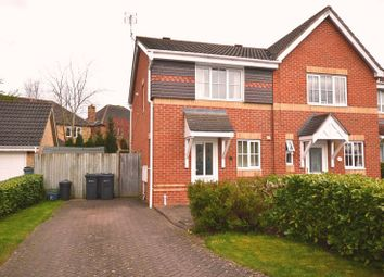 Thumbnail 2 bed semi-detached house to rent in Marlpit Rise, Sutton Coldfield