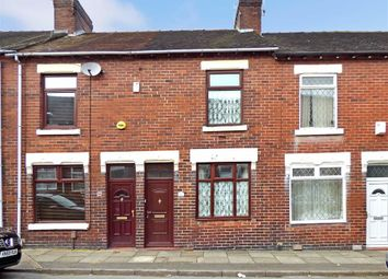 Thumbnail 2 bed terraced house for sale in Burnley Street, Birches Head, Stoke-On-Trent