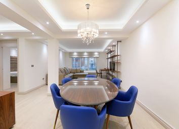 Thumbnail 3 bed flat for sale in Montrose Court, London
