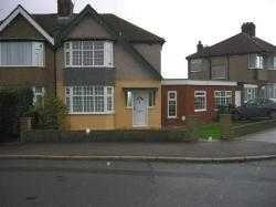 Thumbnail 4 bed semi-detached house to rent in Walton Avenue, Harrow