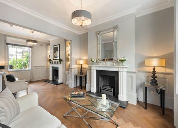 Thumbnail 4 bed terraced house to rent in Halsey Street, London
