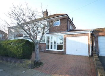 Thumbnail 3 bed semi-detached house for sale in Layton Road, Woolton, Liverpool