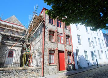 Thumbnail 1 bed flat for sale in Batter Street, Plymouth