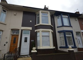 Thumbnail 3 bed terraced house for sale in Sidney Road, Bootle, Bootle