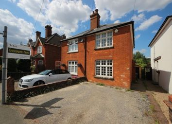 Thumbnail Semi-detached house to rent in New Road, Guildford