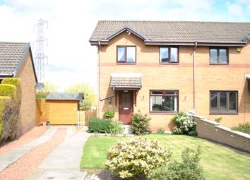 Thumbnail 3 bed semi-detached house for sale in Hallcraigs, Kirknewton