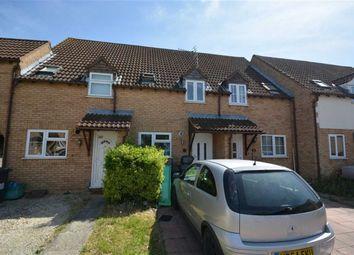 Thumbnail 2 bed terraced house for sale in Lanham Gardens, Quedgeley, Gloucester