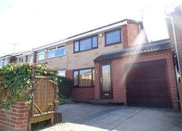 Thumbnail 3 bed semi-detached house to rent in Webster Crescent, Kimberworth, Roth