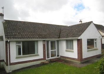 Thumbnail 2 bed bungalow to rent in Mathill Road, Brixham, Devon