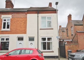 Thumbnail 2 bed end terrace house for sale in Grasmere Street, Leicester