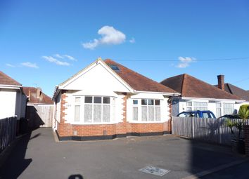 Thumbnail 3 bed detached bungalow for sale in Kingswell Road, Bournemouth