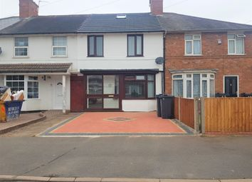 3 bed terraced house for sale in Colemeadow Road, Birmingham B13