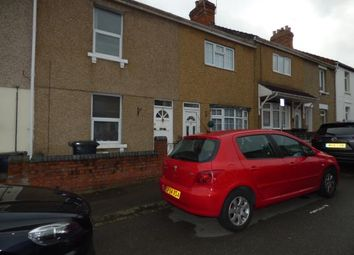 Thumbnail 2 bedroom terraced house for sale in Stanier Street, Town Centre, Swindon, Wiltshire