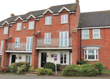 Thumbnail 4 bed town house for sale in Coughton Close, Middlemore, Daventry