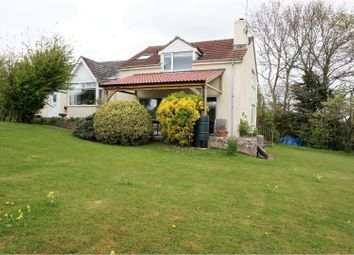 Thumbnail 4 bed detached house for sale in Stoke St. Mary, Taunton