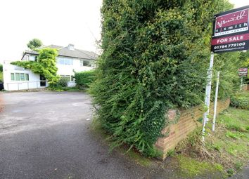 Thumbnail 3 bed semi-detached house for sale in Chertsey Lane, Staines-Upon-Thames