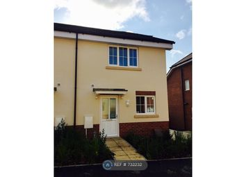 Thumbnail 3 bed semi-detached house to rent in Lansley Road, Ludgershall, Andover