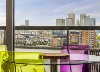 Thumbnail 2 bed flat for sale in Beacon Point, 12 Dowells Street, London