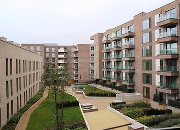 Thumbnail 1 bed flat to rent in Waterside Park, Connaught Heights, Pontoon Dock, London