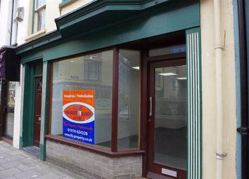 Thumbnail Property to rent in Chalybeate Street, Aberystwyth