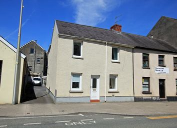 Thumbnail 3 bed end terrace house for sale in Spilman Street, Carmarthen, Carmarthenshire