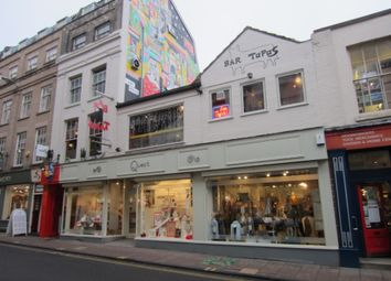 Thumbnail Retail premises for sale in Exchange Street, Norwich