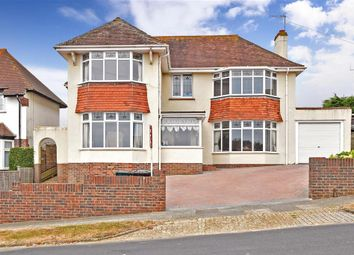 Thumbnail 5 bed detached house for sale in Rodmell Avenue, Saltdean, Brighton, East Sussex