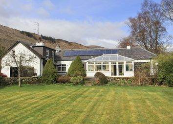 Thumbnail 4 bed detached house for sale in Fearnan, Perthshire