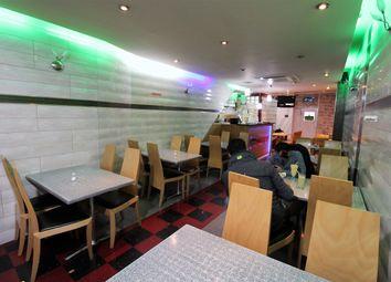 Thumbnail Restaurant/cafe to let in Whitechapel Road, Algate East
