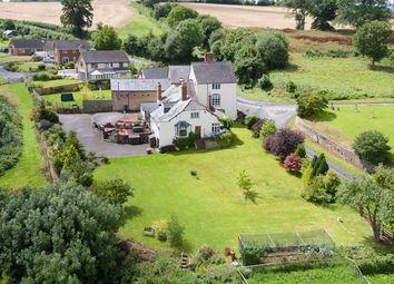 Thumbnail 6 bed detached house for sale in Callow, Hereford