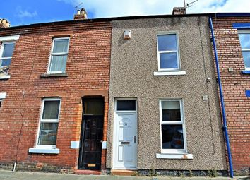 Thumbnail 2 bed terraced house for sale in Peel Street, Carlisle
