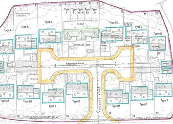 Thumbnail Land for sale in Station Road, Llanwrtyd Wells