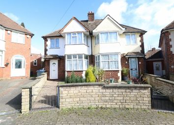 Thumbnail 3 bed semi-detached house for sale in Foxcote Avenue, Handsworth, West Midlands