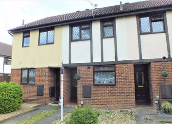 Thumbnail 2 bed terraced house for sale in Goldcrest Walk, Swindon