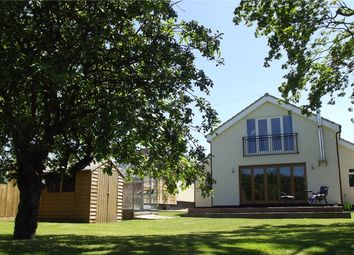 Thumbnail 5 bed detached house for sale in The Street, Cherhill, Calne, Wiltshire