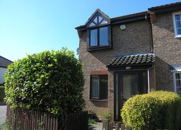Thumbnail 2 bed semi-detached house for sale in Keeling Way, Attleborough